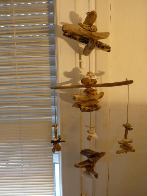 Guirlandes en blois flott for Guirlande bois flotte